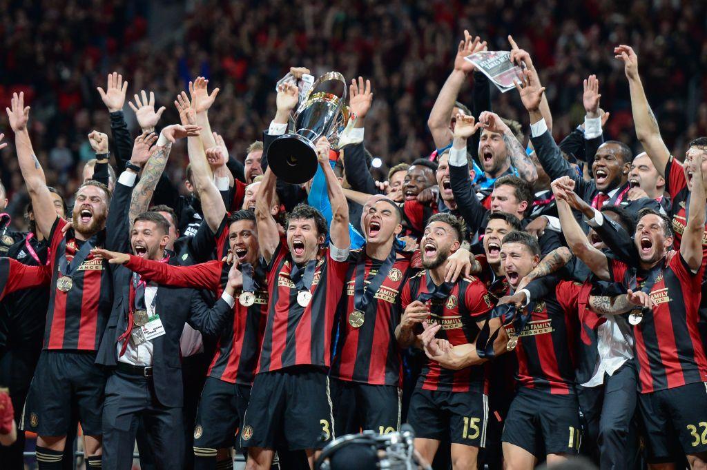 SOCCER: DEC 08 MLS Cup - Portland Timbers at Atlanta United FC