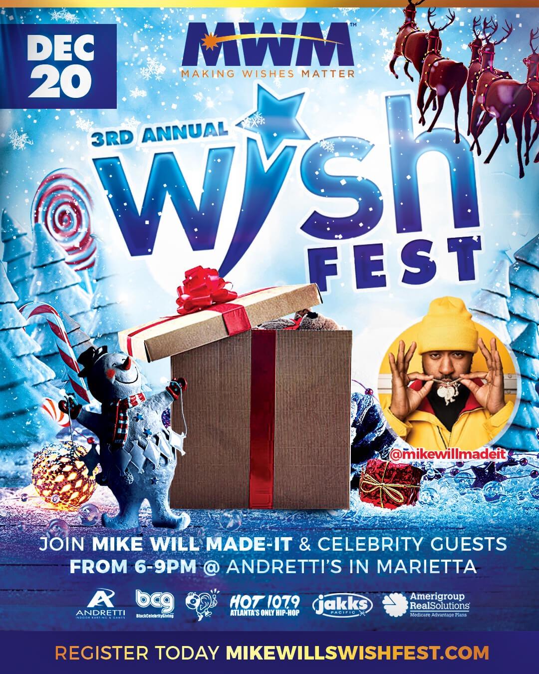 3rd Annual Wish Fest
