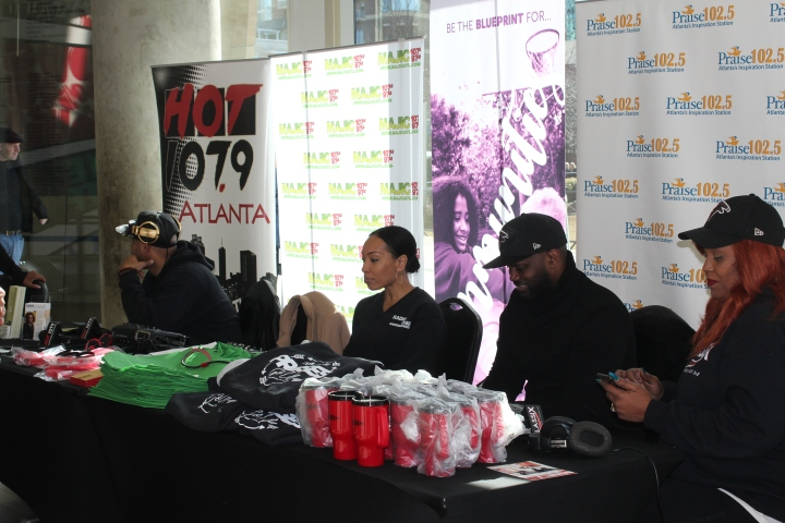 Radio One At National Center For Civil Rights