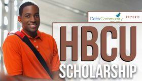 HBCU Scholarship- Male