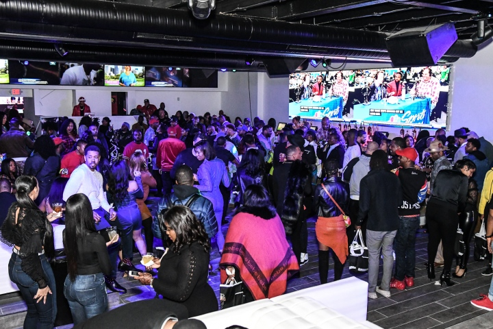 Welcome To Atlanta Big Game Party