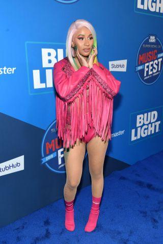 Bud Light Super Bowl Music Fest - Day 3 - Arrivals