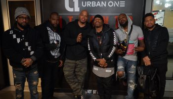 Reec and Dru Hill