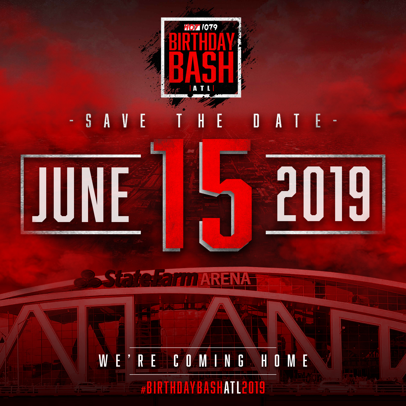 Birthday Bash ATL: Save The date