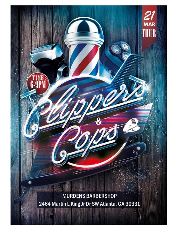clippers and cops 3.21