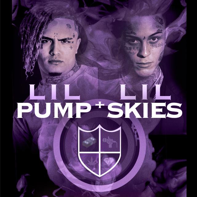 Lil Pump + Lil Skies Atlanta