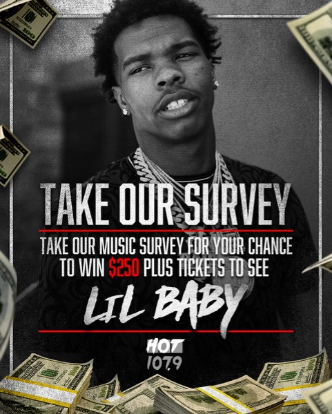 Lil Baby Music Survey