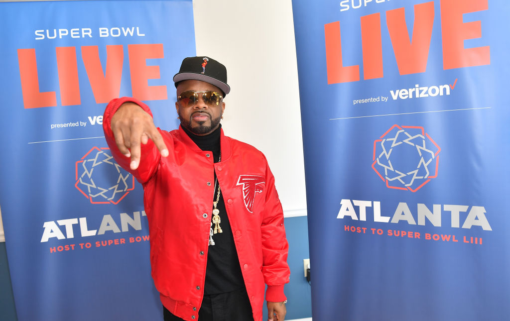 Atlanta Super Bowl LIII Host Committee Press Conference With Jermaine Dupri