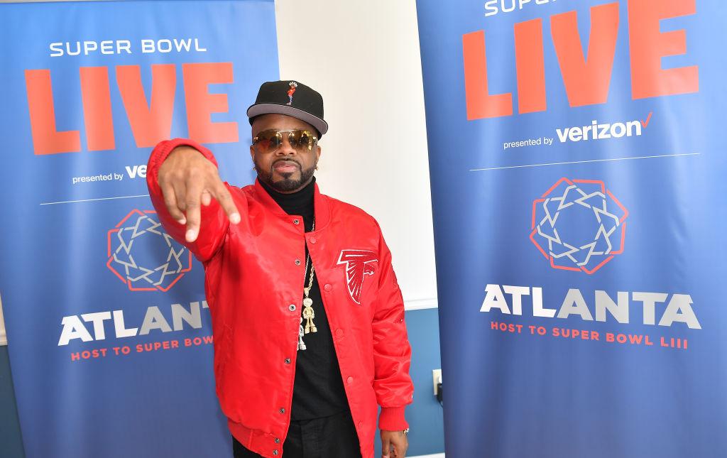 Atlanta Super Bowl LIII Host Committee Press Conference With Jermaine Dupri