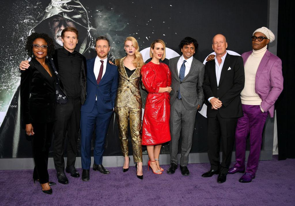 'Glass' New York Premiere