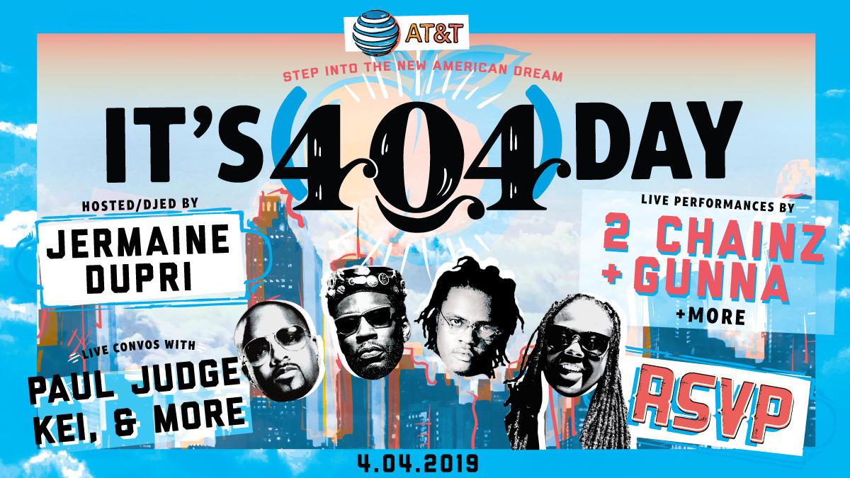 404 Day Atlanta