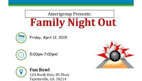Family Night Fun Bowl