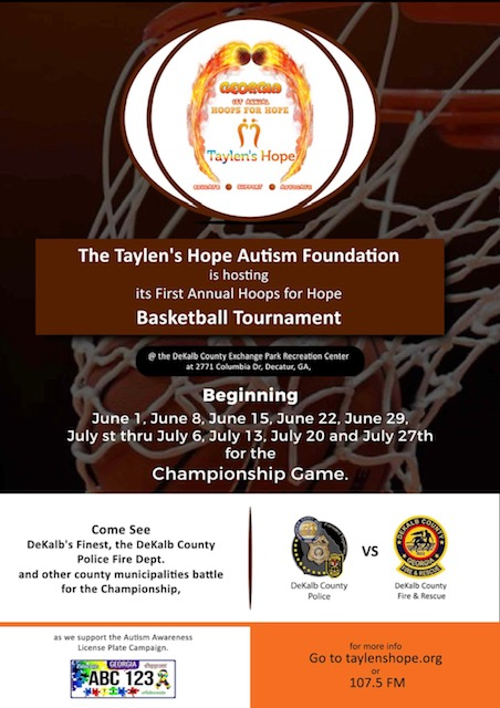HOOPS FOR HOPE BASKETBALL TOURNAMENT
