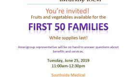 Amerigroup: June Events