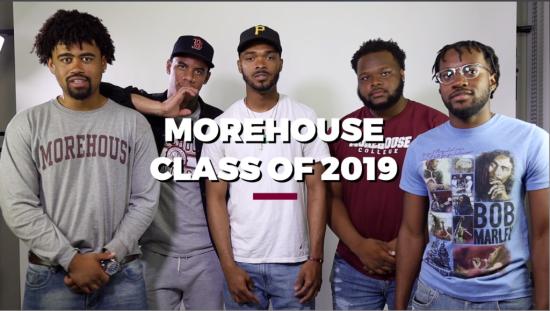 Morehouse Grads 2019