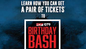 Birthday Bash 2019: AT&T Contest