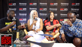Megan The Stallion Wale Birthday Bash ATL 2019