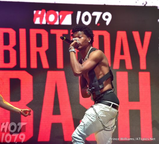 Lil Baby Birthday Bash ATL 2019