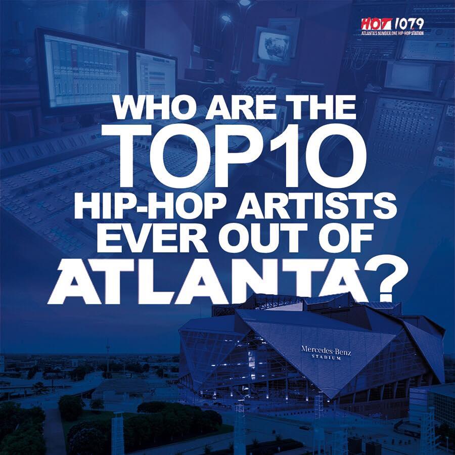 Atlanta Top 10