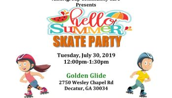 Amerigroup: Hello Summer Skate Party