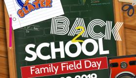 Slater Elementary Back 2 School Field Day