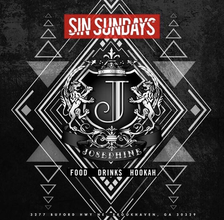 Josephine Lounge: Sin Sundays
