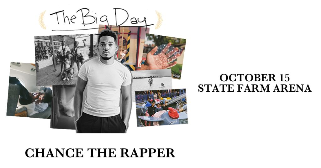 Chance The Rapper - The big Day Tour Atlanta