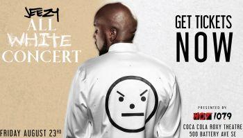 Jeezy All White Album Release Concert