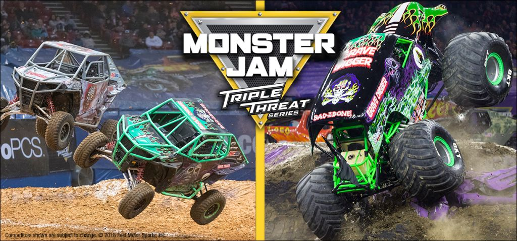 HOT 107.9 Monster Jam Big Group Giveaway