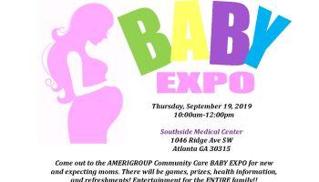 Amerigroup Community Care: Baby Expo