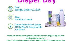 Amerigroup: Diaper Day