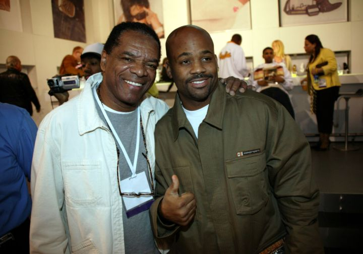 Rocawear Booth at the Magic Trade Show - February 15, 2005