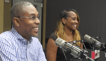 Marvin and Gloria Smith with Mz Shyneka