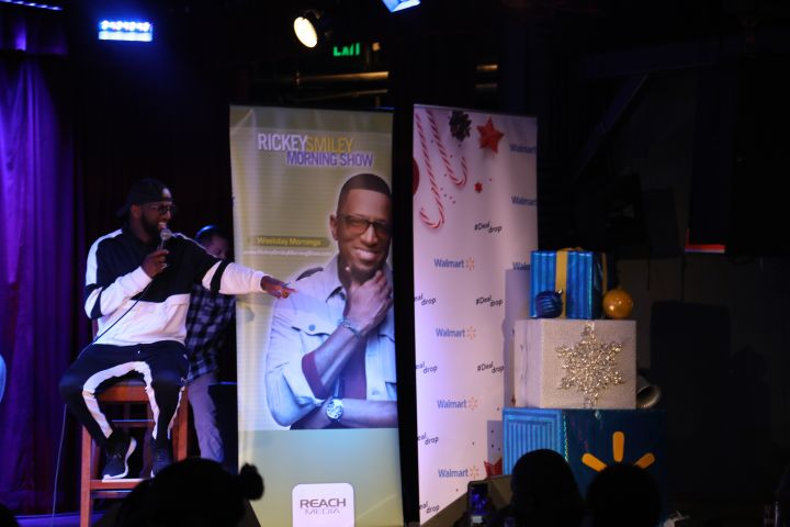 Rickey Smiley Morning Show