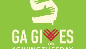 GA GIVES on GIVING TUESDAY