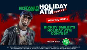 Rickey Smiley ATM Cash Contest