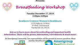 Amerigroup: Breastfeeding Workshop