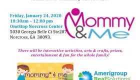 Amerigroup: Mommy & Me