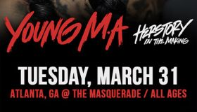 Young M.A. at The Masquerade