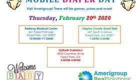 Amerigroup: Mobile Diaper Day