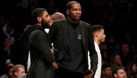 Miami Heat v Brooklyn Nets