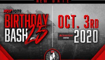 Birthday Bash ATL 2020