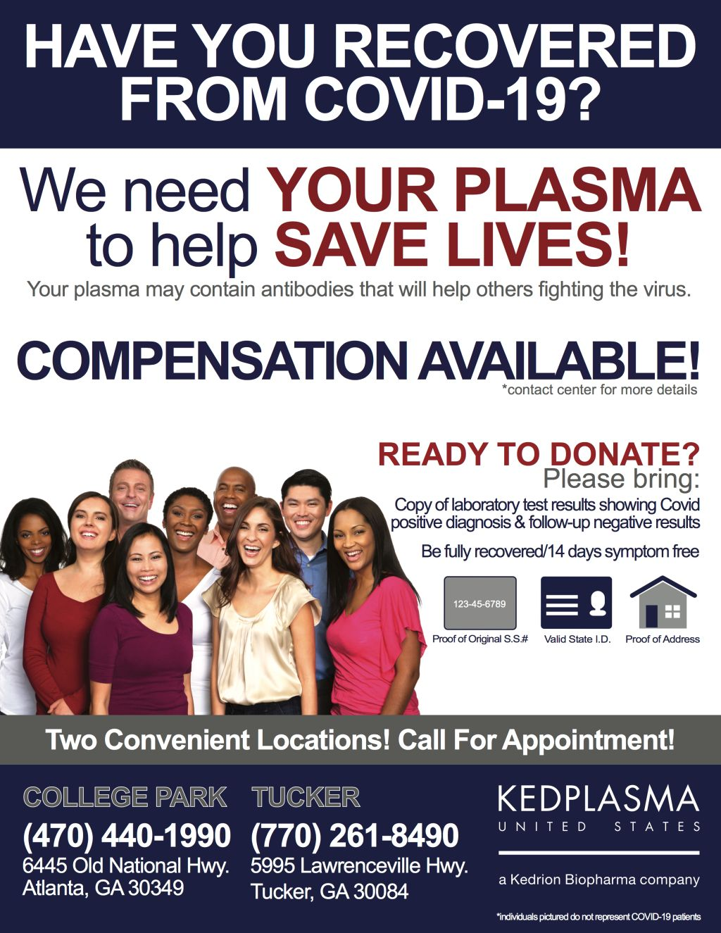 KED Plasma | We Need Your Help!
