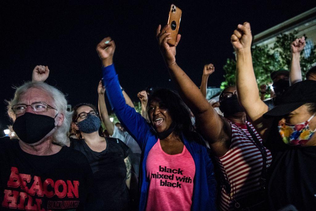 US-POLITICS-POLICE-UNREST-RACISM