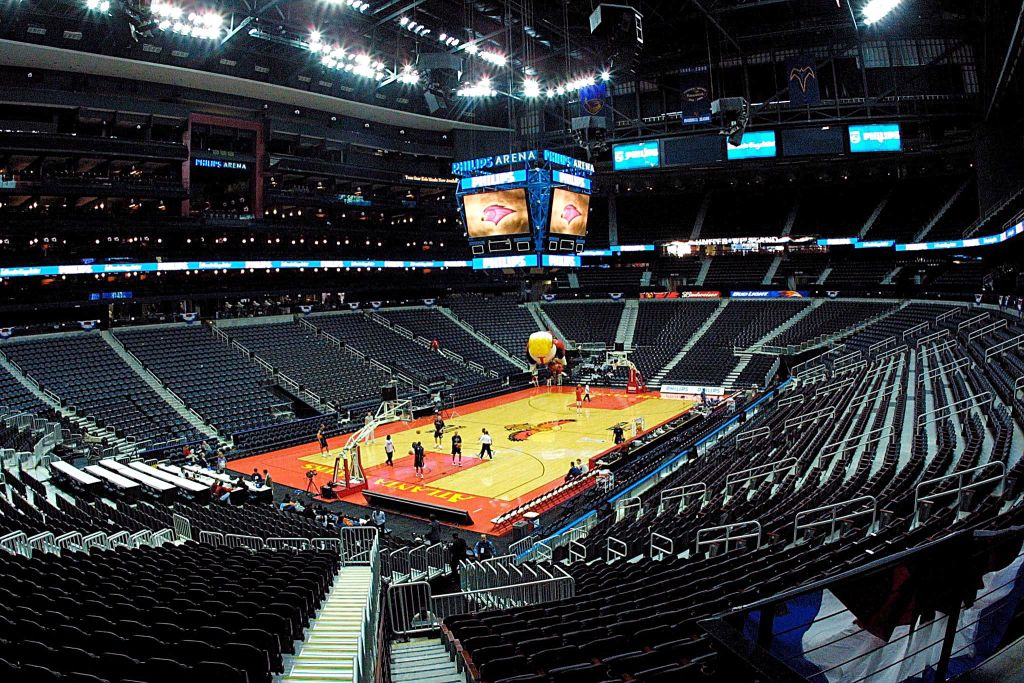 BKN-PHILIPS ARENA