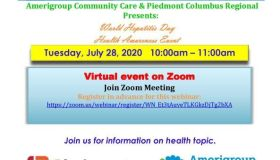 Amerigroup | June Events Hot For Health