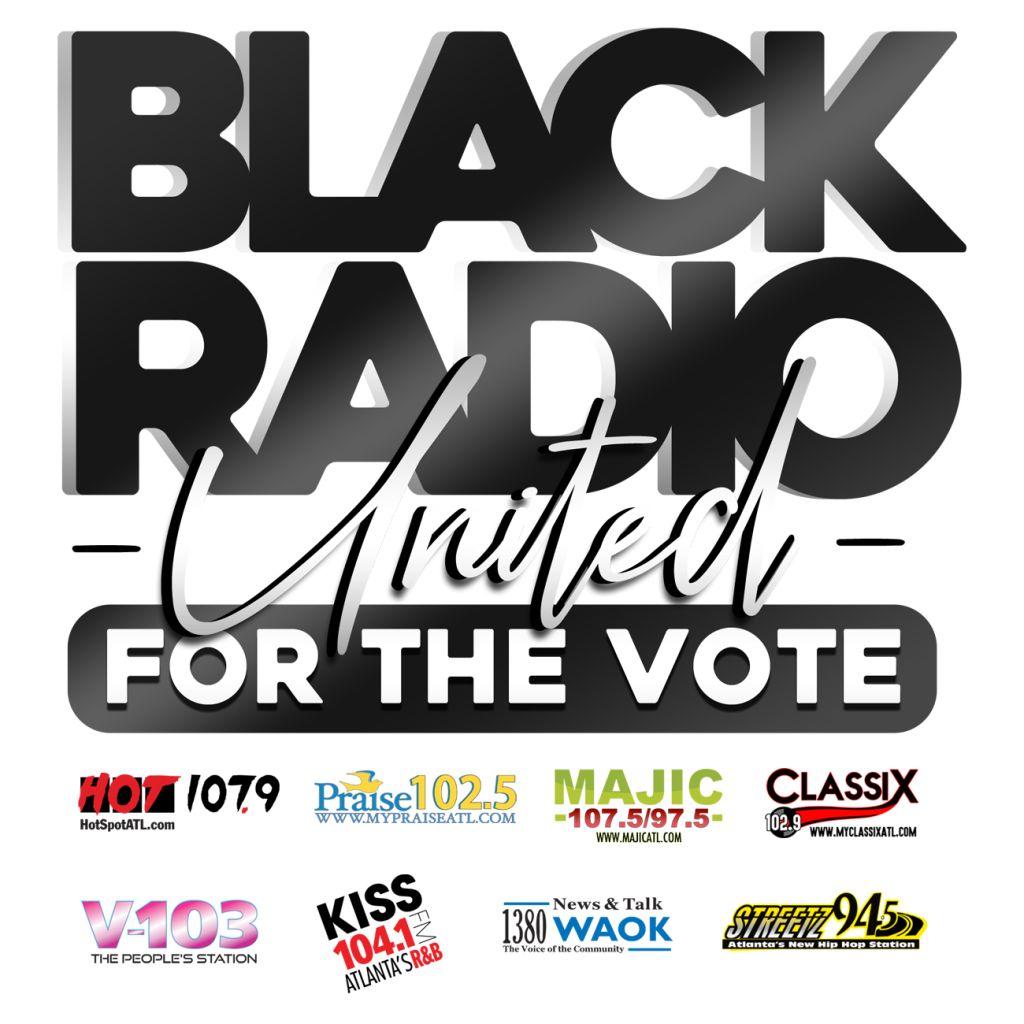 atl black radio vote