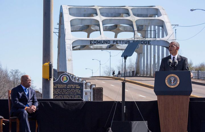 50th Anniversary Of Selma March For African American Voting Rights