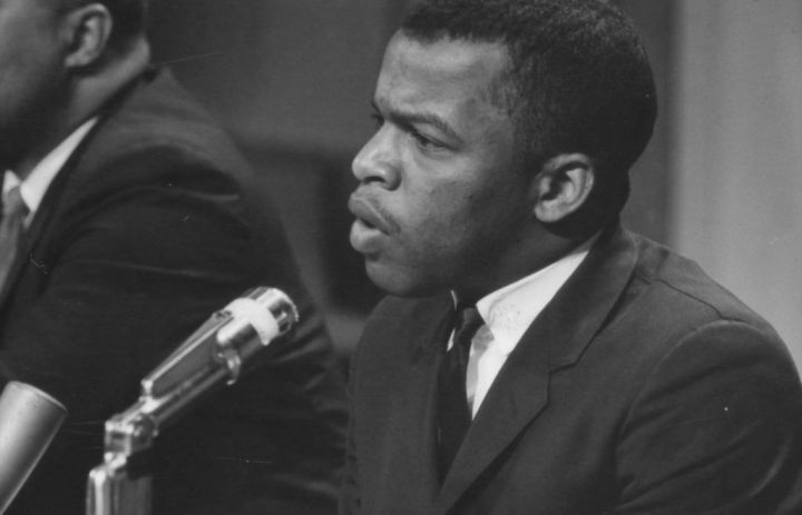 John Lewis Speaking