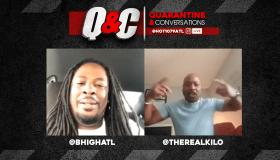 Kilo and B High Quarantine & Convos